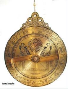 astrolab saku
